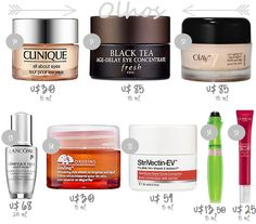 5 OLHOS Cosmetic Treatments, Body Lotions, Album, Olay, Lancome, Facial Products, Beauty Products, Loreal, Beauty Hacks