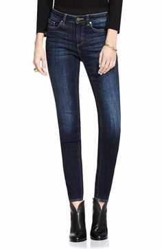Two by Vince Camuto Classic Five-Pocket Skinny Jeans