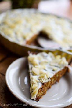 Dietetyczne i pyszne ciasto marchewkowe :) | #wypieki #deser