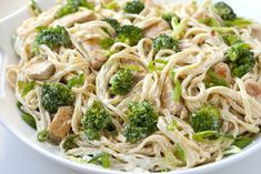 Creamy Miso Chicken Pasta. This looks DELICIOUS and it's a great way to use up that tub of miso in your fridge.