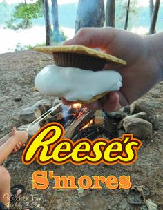 Reese's S'mores...YUM!!!