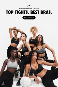 Attack your training and take on the everyday in your favorite high-performance tights leggings and bras on Nike Attack your training and take on the everyday in your favorite high-performance tights leggings and bras on Nike Nike nike nbsp hellip Sport Fashion, Fitness Fashion, Fashion Edgy, Fashion 2018, Fashion Fashion, Fashion Women, Spring Fashion, High Fashion, Fashion Dresses