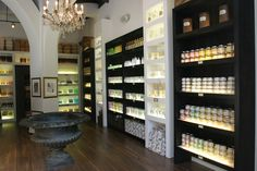 SHOP: Inspired by nature, Sabon, an amazing bath and body boutique, is one of my favorite luxuries. Go inside and ask to wash your hands. The Patchouli Lavender Vanilla is my favorite scent. Multiple locations. http://sabonnyc.com/