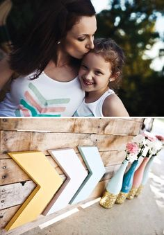 Girly & Stylish Bow and Arrow Party // Hostess with the Mostess®