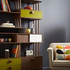 Wall Unit by Orla Kiely #productdesign #furnituredesign