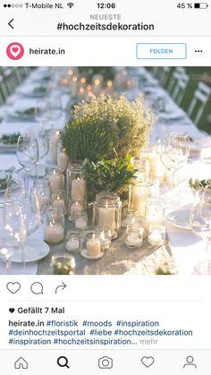 Vieleicht können alle vorher Einmachgläser sammeln? Und mit Kerzen kommt eine besondere Stimmung im Garten auf! Außerdem finde ich Topfplanzen (Lavendel im Topf?!) toll 💜