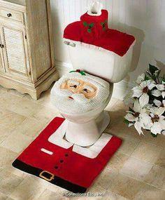 Jogo banheiro papai noel