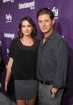 Jensen Ackles's Wife, Danneel Harris   POPSUGAR Celebrity