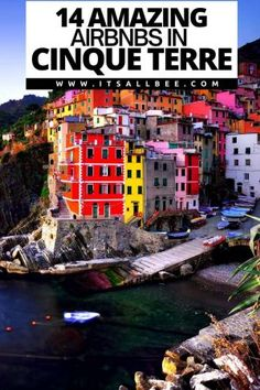 Don't know which Cinque Terre village to stay in? Check out this list of the best Airbnbs in Cinque Terre in Riomaggiore, Moterosso, Vernazza, Manarola, Corniglia, Volastra and more. #italia | Best Airbnb In Cinque Terre | Corniglia Airbnb | Manarola Airbnb | Riomaggiore Italy Photography | Where To Stay In Cinque Terre Italy | Where To Stay In Cinque Terre With Kids | Italy Travel Tips | Cinque Terre Honeymoon | How To Visit Cinque Terre | Best Hotels In Cinque Terre | 5 Towns Of Cinque… Romantic Destinations, Romantic Vacations, Travel Destinations, Romantic Getaway, Romantic Travel, Outfits Winter, Outfits Spring, Italy Travel Tips, Europe Travel Guide