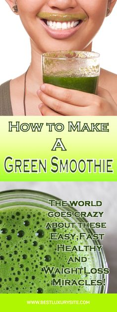 The world goes crazy about these Easy, Fast, Healthy and Weight loss miracles in a glass!