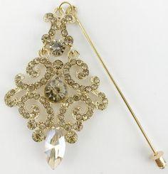 Victorian Hijab Pin
