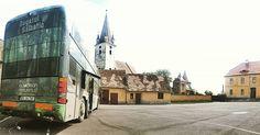Azi suntem la Școala Gimnazială din Cristian Sibiu.