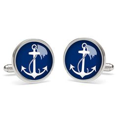 Refuse to sink. Customize your own cufflinks with image you like.