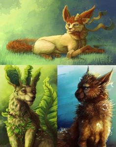 Please Enjoy These Incredible and Slightly Horrifying Realistic Pokémon - If HP Lovecraft was a trainer