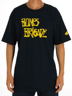 93223b4dd2 Bones Brigade T Shirt From Vans for the big boy