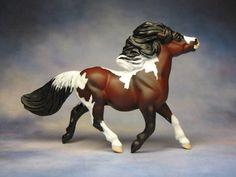 Equine Art From The Heart by Linda R. Elkjer - Custom Horses