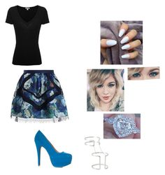 """""""*^▁^*"""" by aujanae1 ❤ liked on Polyvore"""