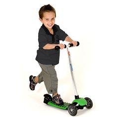 YBike Glider - Green  - National Sporting Go 1011443 -FAO Schwarz®