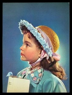Vintage Easter image - This was in an Ideals book my sister had and I always liked it.
