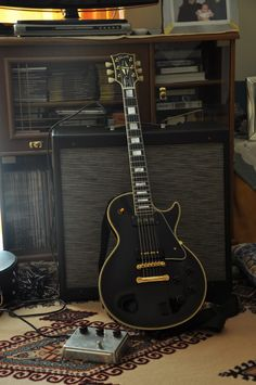 Maybe the most classy Les Paul ever?