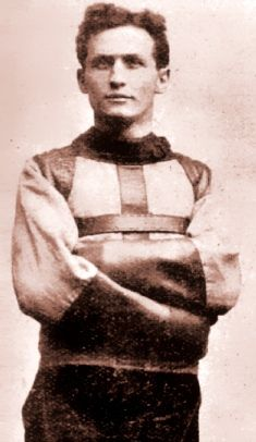 Now this guy was interesting and a real entrepreneur - http://www.scottcreasey.com/houdini-unlikely-entrepreneur/