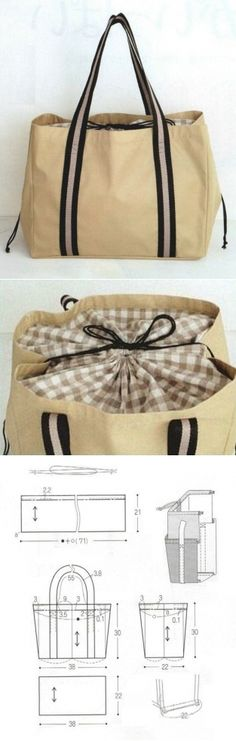 сумки шить МАК