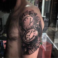 Tattoo designs sleeve artists 17 Ideas for 2019 Half Sleeve Tattoo Template, Tattoo Templates, Tattoo Sleeve Designs, Tattoo For Son, Tattoos For Kids, Trendy Tattoos, Tattoo Kids, Neue Tattoos, Body Art Tattoos