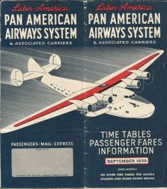 1939 cover - Boeing 314