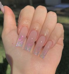 Simple Acrylic Nails, Summer Acrylic Nails, Best Acrylic Nails, Simple Nails, Nail Swag, Coffin Nails, Gel Nails, Pointy Nails, Matte Nails