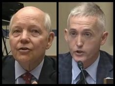 Trey Gowdy Ruins IRS's John Koskinen's Career With This One - YouTube