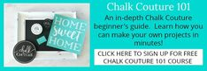 Chalk Couture Paste On Glass - A Quick and Easy Way To Create Decorative Wall Art Stencil Diy, Stencils, Chalk Crafts, Old Windows, How To Apply, How To Make, Easy Projects, Crafts To Make, Simple Designs
