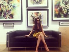 Katy Jade Dobson at Robertson Fine Art Release Show of '21 Grams'