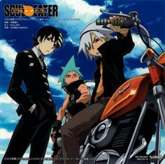 Black Star, Death the Kid e Soul Eater