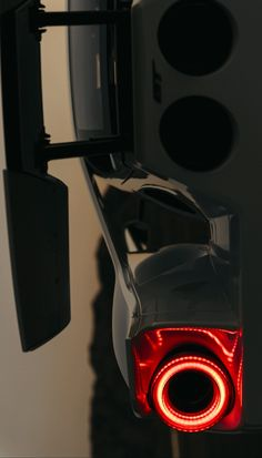 (°!°) 2017 Ford GT tail light and rear wing....