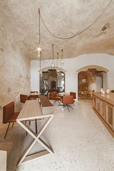 #Hotel La Dimora di Metello, set in the heart of ‪#‎Matera‬'s ‪#‎Sassi‬, encompasses in one unique place tradition together with a modern touch #stone #hotel
