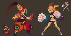 Pixel art ref