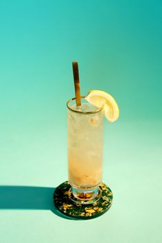 Lychee Tom Collins | 17 Futuristic Twists On Vintage Cocktails