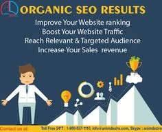 Boost your website with organic SEO