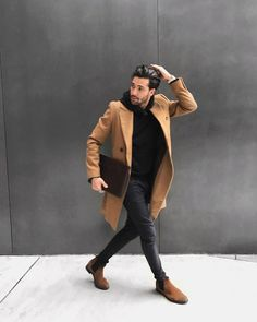 Wow casual mens fashion which look great. Stylish Men, Men Casual, Stylish Clothes, Silvester Outfit, Winter Outfits Men, Herren Outfit, Winter Mode, Mens Clothing Styles, Sneakers Fashion