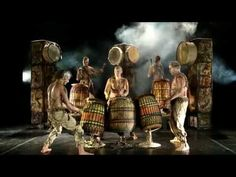 PreLudium Słowiańskie - Art Color Ballet & WATAHA The Slavic Drummers - YouTube