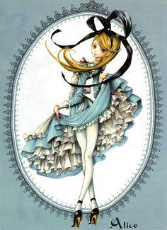 sexy alice in wonderland | Alice in wonderland