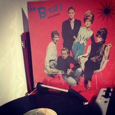 the B'52s planeta salvaje #vinyl