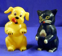Kennel-L Ration Salt and Pepper shakers (Image1)