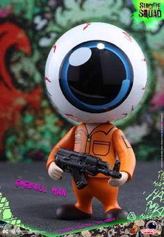 Cosbaby : Suicide Squad - Eyeball Man