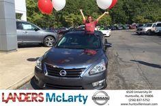 #HappyBirthday to Lynda from Landers Mclarty Nissan at Landers McLarty Nissan !  https://deliverymaxx.com/DealerReviews.aspx?DealerCode=RKUY  #HappyBirthday #LandersMcLartyNissan