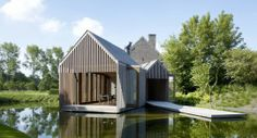 Refuge Flanders by Wim Goes Architectuur.