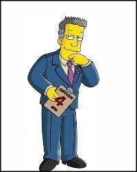Russ Cargill Los Simpson Imagenes De Los Simpson Los Simpsons