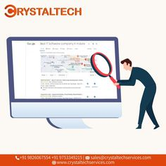 > 🆂🅴🆁🆅🅸🅲🅴🆂 < Web Development Software Development Mobile App Development Graphic Designing Digital Marketing QA Solutions For more info, we will provide you best website for your business. Sales E-mail:- sales@crystaltechservices.com Whatsapp or call:- +91 8817208415, +91 7999861420 Website:- www.crystaltechservices.com #webdevelopmentcompany #webdesigningservices #softwaredevelopmentservices #digitalmarketingexpert #development #userexperience #softwaredevelopment #webdevelopment It Services Company, Web Development Company, Software Development, It Service Provider, User Experience, Mobile App, Digital Marketing, Business Sales, Graphic Design