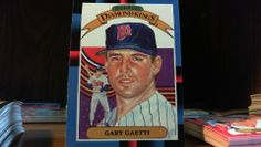 DON RUSS 1987 DIAMOND KINGS  GARY GAETTI CARD#19 TWINS.