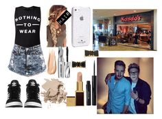 """""""Nando's With Liam Payne and Niall Horan"""" by harrystyles13wife ❤ liked on Polyvore featuring Payne, adidas Originals, Stila, Tom Ford, Hourglass Cosmetics, Kate Spade, Bobbi Brown Cosmetics and Bare Escentuals"""